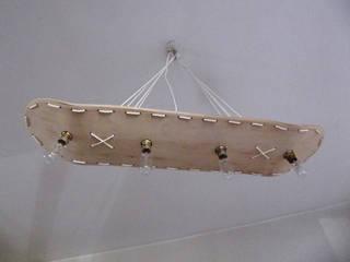 Lampe design skateboard brut par Judahwasgood Éclectique