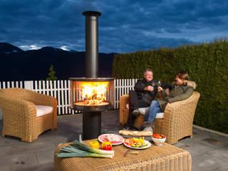 Outdoor-Feuerstelle Rüegg SURPRISE von Rüegg Cheminée Schweiz AG Klassisch