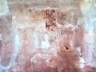 BEHIND THE WALLS SILKA SCHWIETZER ArtObjets d'art Coton Marron