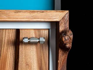 Clachan Wood AV Installation: modern  by Jonathan Hagen Photography, Modern