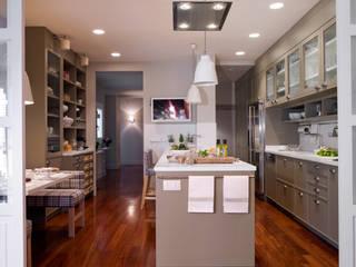 Cocinas de estilo  por DEULONDER arquitectura domestica