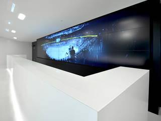 Modern media room by Horst Fetting Individueller Innenausbau Modern