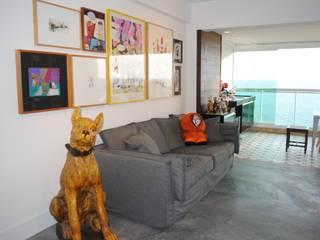 APSP Arquitetos Associados Modern living room