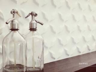 Saiphs:  de estilo  por Escuadra Arquitectura C.A