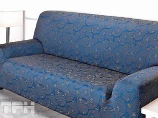 Funda de sofá elastica Donatela:  de estilo  de TPH fundas de sofá