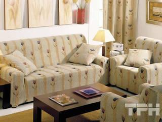 Fundas de sofá elasticas Jamaica:  de estilo  de TPH fundas de sofá