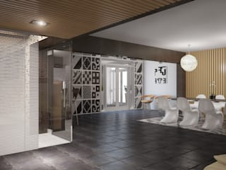 СПА-центр для группы компаний от Архитектурное бюро Пасынков и Партнеры