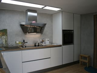 Küche 2: moderne Küche von Ihre Holzmanufaktur