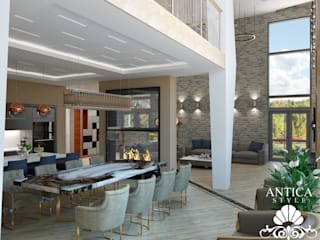 Интерьер в современном стиле Кухня в стиле модерн от Antica Style Модерн