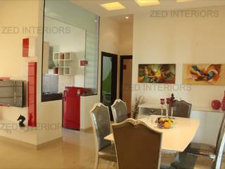 Dining Room Designs:  Dining room by ZED Associates Pvt. Ltd.