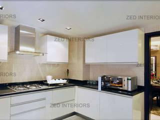 Kitchen designs:  Kitchen by ZED Associates Pvt. Ltd.