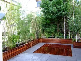 Scènes d'extérieur Moderne balkons, veranda's en terrassen