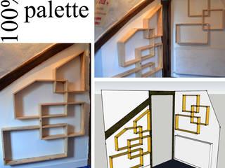 Etagères murales Chambre moderne par Paul H - Artéfacts Moderne