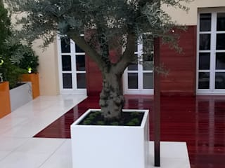 Terrasse von Scènes d'extérieur, Modern
