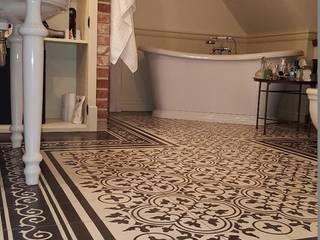Salle de bains de style  par Kolory Maroka