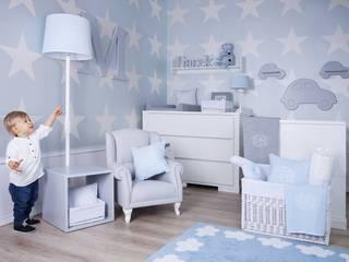 Детская комната в . Автор – Caramella