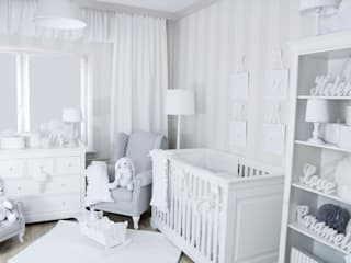 Caramella Nursery/kid's roomBeds & cribs MDF White