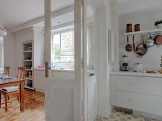 Salas de estar  por FEF Arquitectas