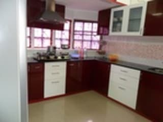 Kitchen designs Modern kitchen by kranthi interior Modern