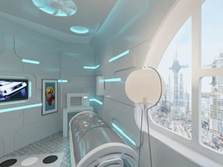 Commercial Spaces by Студия дизайна Виктории Силаевой