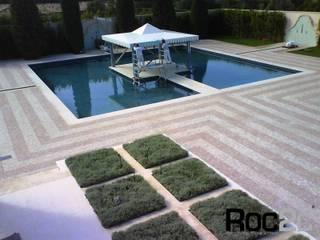 Mediterranean style house by Roc2c Mediterranean