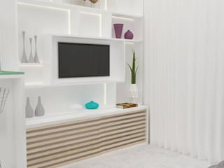 Arquiteto Virtual - Projetos On lIne Modern living room