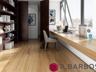 A.Barbosa Study/officeStorage Solid Wood Wood effect
