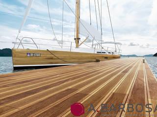 A.Barbosa Walls & flooringWall & floor coverings Solid Wood Wood effect