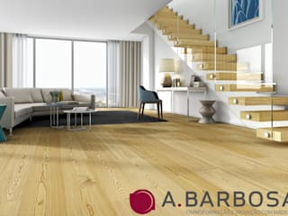 A.Barbosa Living roomAccessories & decoration Solid Wood Wood effect