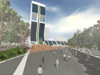 CN 1 de Arquitecto Pedro Ojeda Moderno