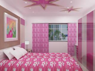 Kids Room Designs Modern nursery/kids room by EXOTIC FURNITURE AND INTERIORS Modern