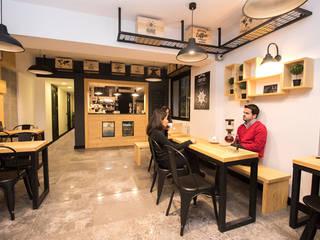 Awake Coffee & Espresso BAGO MİMARLIK Eklektik