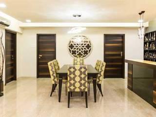 SARNAIK'S:  Dining room by Studio Vibes