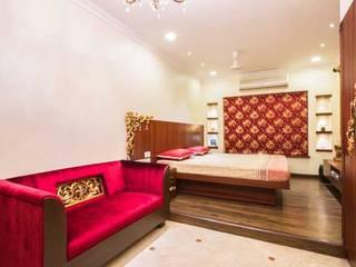 Interior designs:  Bedroom by Studio Vibes
