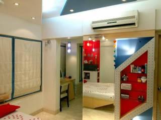 Hiranis:  Bedroom by Studio Vibes