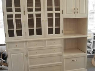 フルオーダー家具: ポプリローカルファニチャーが手掛けた折衷的なです。,オリジナル