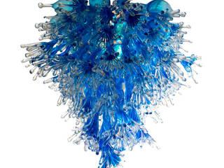Lámparas de vizz glass Moderno