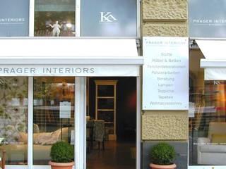 Geschäft:  Geschäftsräume & Stores von Prager Interiors