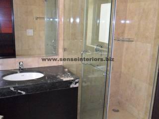 Interior designs Modern bathroom by Sense Interiors Modern