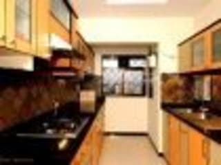 Kitchen Designs:  Kitchen by Pancham Interiors