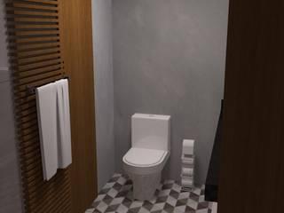 в . Автор – Studio 15 Arquitetura, Лофт