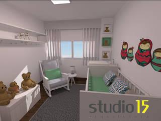 KO_Baby – Lima, Peru:   por Studio 15 Arquitetura,Moderno