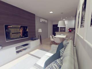 в . Автор – Studio 15 Arquitetura, Классический