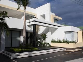 Casas de estilo  por homify, Moderno Concreto