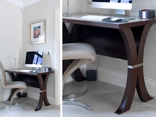 Bespoke Writing Table Classic style study/office by Design Republic Limited Classic