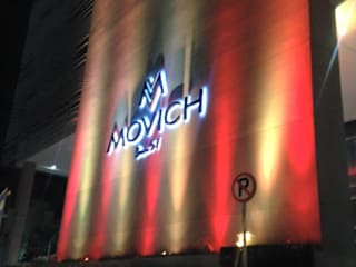 Buro 51, Hotel Movich Barranquilla: Hoteles de estilo  por CHIMI