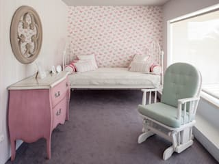Alfama Home Vintage Nursery/kid's roomBeds & cribs Kayu