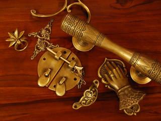 株式会社アートクルー Windows & doors Doors Copper/Bronze/Brass Amber/Gold