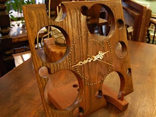 株式会社アートクルー Living roomAccessories & decoration Wood Brown