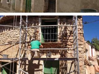 Rehabilitacion de casa de pueblo en Guadalajara de Rehabilitaciones Alcalá SL
